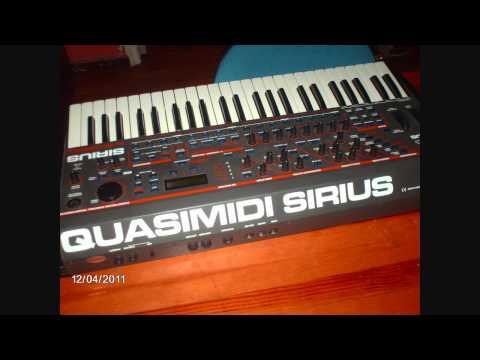 Quasimidi Sirius Synth