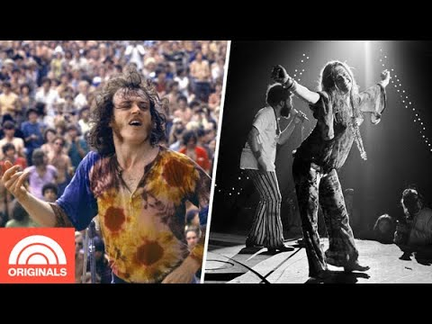 Woodstock Photographer Shares Photos 50 Years Later | Today Mp3