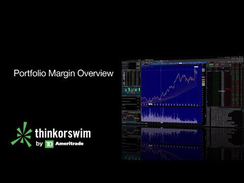 Portfolio Margin on thinkorswim