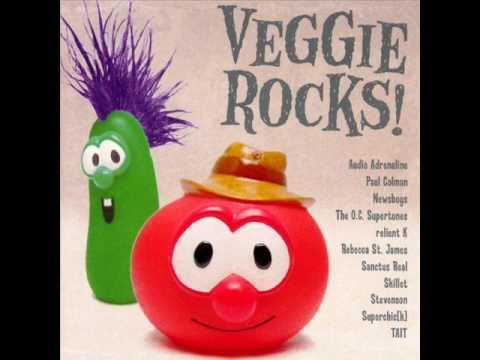 I'm So Blue - Veggie Tales (rock version)