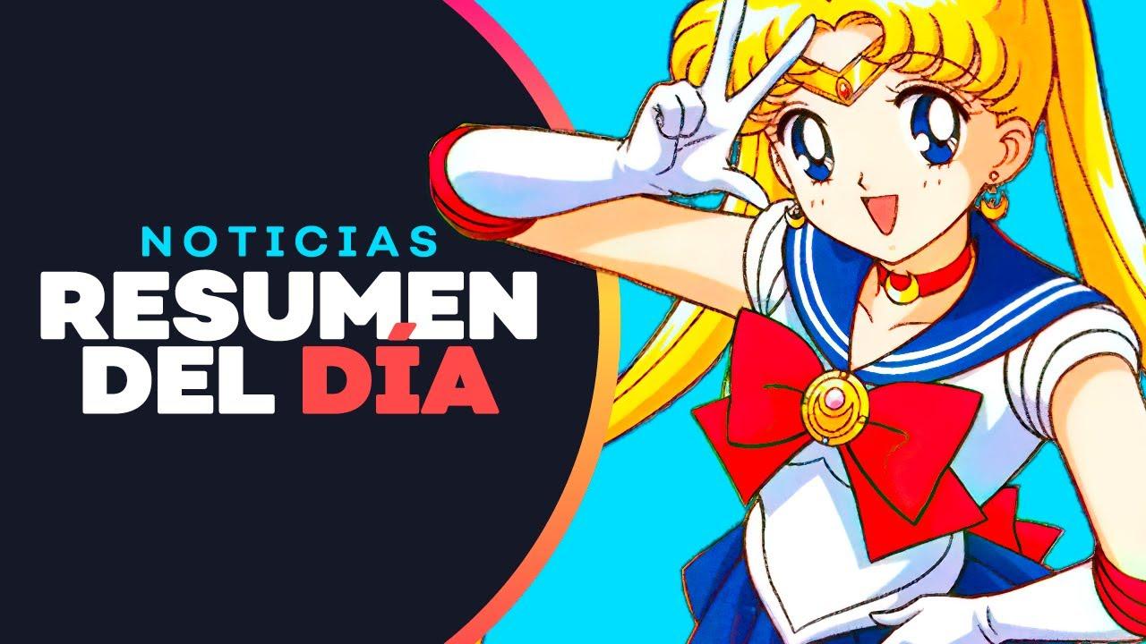 Sailor Moon Retrasa su Nueva Película, el Manga Tokyo Revengers tendrá Anime y más - Noticias