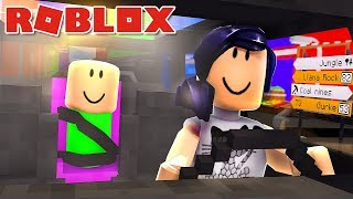 BABY ROLLED OVER the FERRARI of MOM-Roblox Adopt Me
