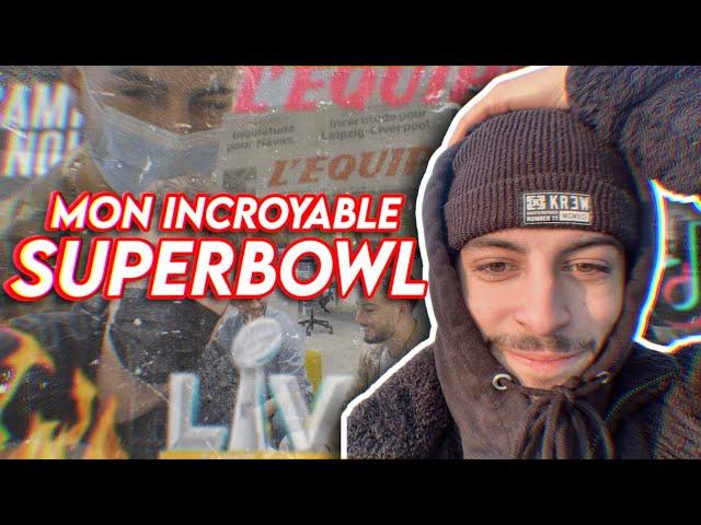 MON INCROYABLE SUPERBOWL 🤯 (CaminoTV, TikTok, L'Équipe...)