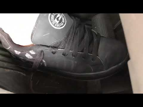 Driving Home Wearing Globe Skateboarding Shoes