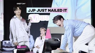 "Or a ""try not to cringe challenge"" 181020 #GOT7 #PresentYOU #Lullab..."