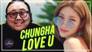 "Producer Reacts to Chungha ""Love U"""