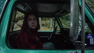 """A clip from """"Respite"""" - climactic moment in car scene"""