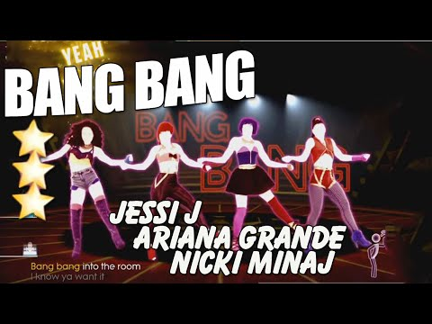 🌟Bang Bang - Jessie J, Ariana Grande & Nicki Minaj - Just Dance 2015🌟