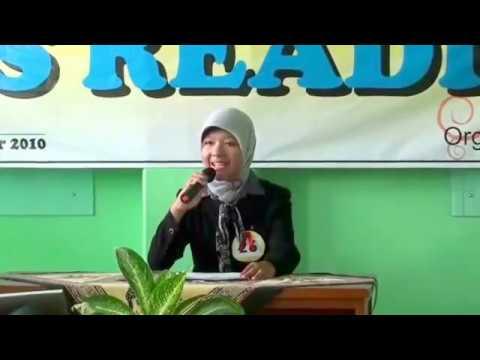 reading news contes - MTsN 6 Jakarta