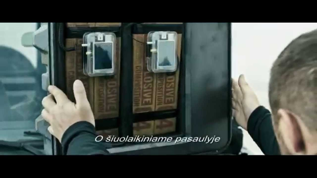 LŪŽIO TAŠKAS - įtemptas ekstremalaus veiksmo filmas - kinuose nuo gruodžio 25 d. (anonsas)