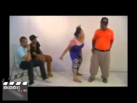 WATCH THIS VIDEO KING MAJUTO DOING RAP SONG!! AND CAN HE IMPRESS DIAMOND PLATNUMZ FOR THE COLLABO