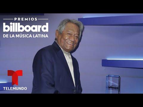 Armando Manzanero, honrado con el Premio Billboard Trayectoria Artística | Premios Billboard 2020