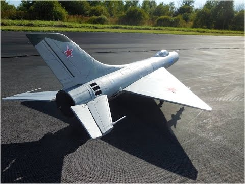 Su-9 Fishpot EDF