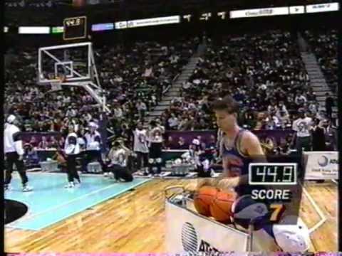 1993 Long Distance Shootout Final   Mark Price vs Terry Porter
