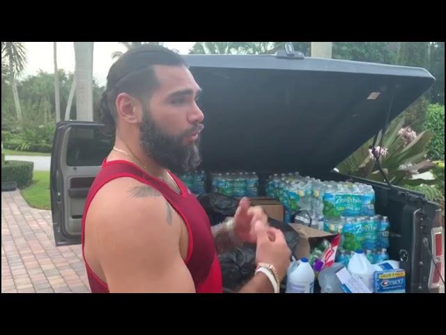 Hurricane Dorian Donation Relief Effort - Trip 2