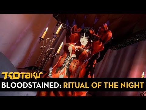 Ten Minutes Of Bloodstained: Ritual of the Night