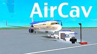 ROBLOX | AirCav A320-NEO Flight