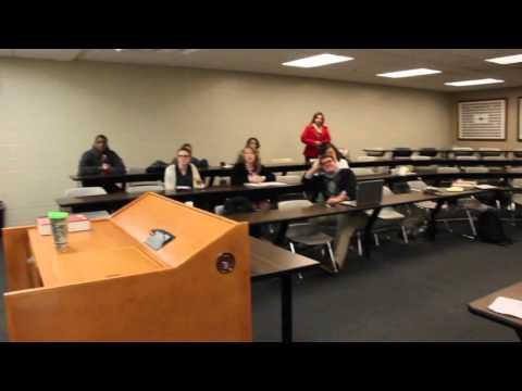 Cumberland School of Law Freshman Follies 2016