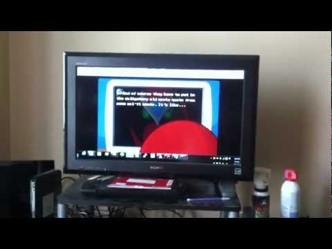 HTTP Live Streaming Windows Desktop to Roku Using VLC