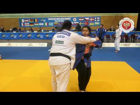 We are big judo familly. European Judo Open Women Warsaw 4.03.2018