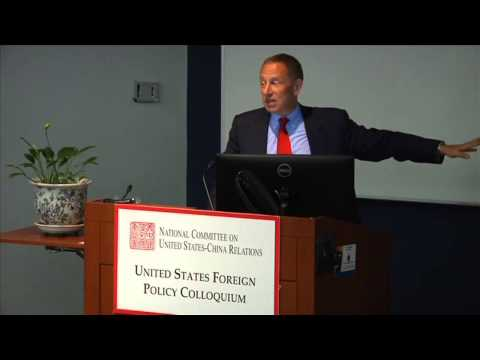 U.S. Foreign Policy: David Rothkopf Keynote, 2015 Foreign Policy Colloquium