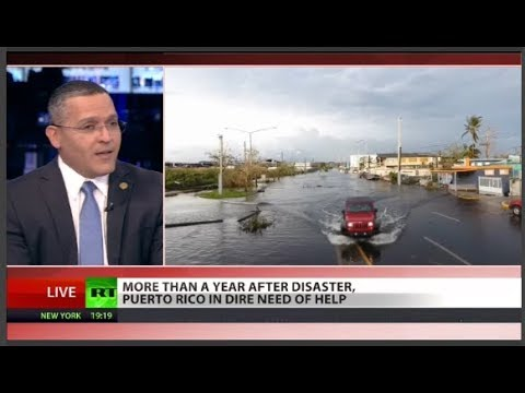 What Is Puerto Rico Not Getting?