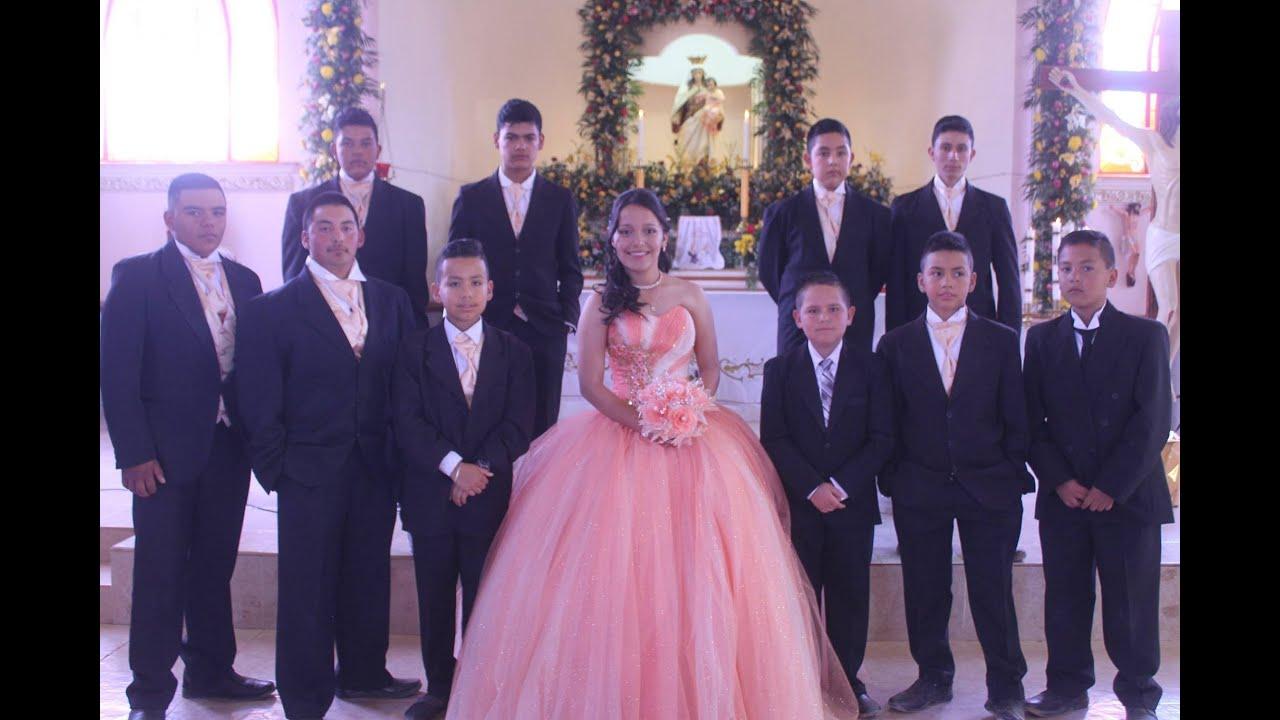 Ramos De 15 Anos: Baile De Xv Años En La Noria Del Gato, Villa De Ramos SLP