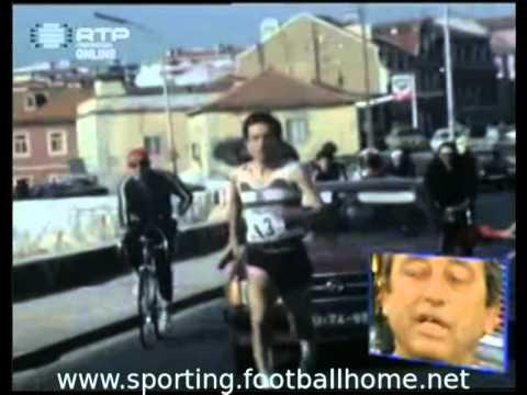 Atletismo :: Sporting vence estafeta Cascais - Lisboa em 1984