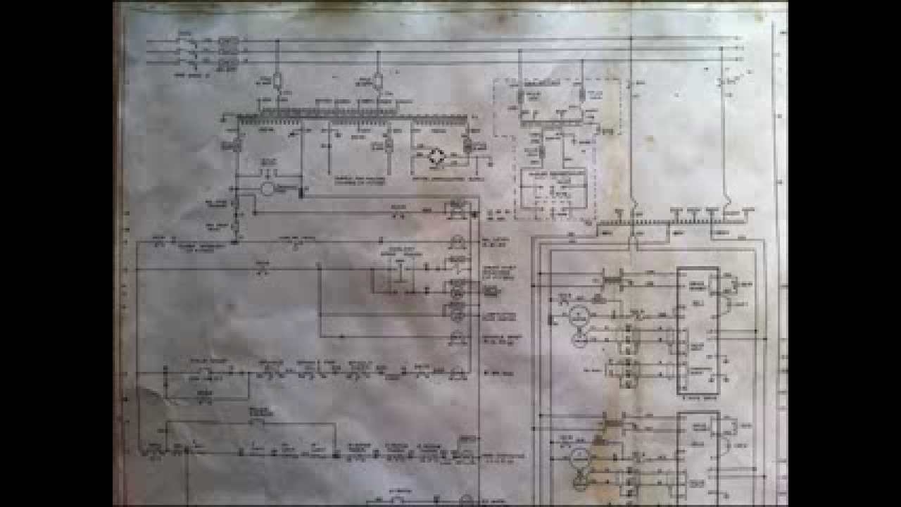 Bridgeport Wiring Diagram Electrical Diagrams Schematics Series Interact 1 Mk2 Schemetic Youtube Mill