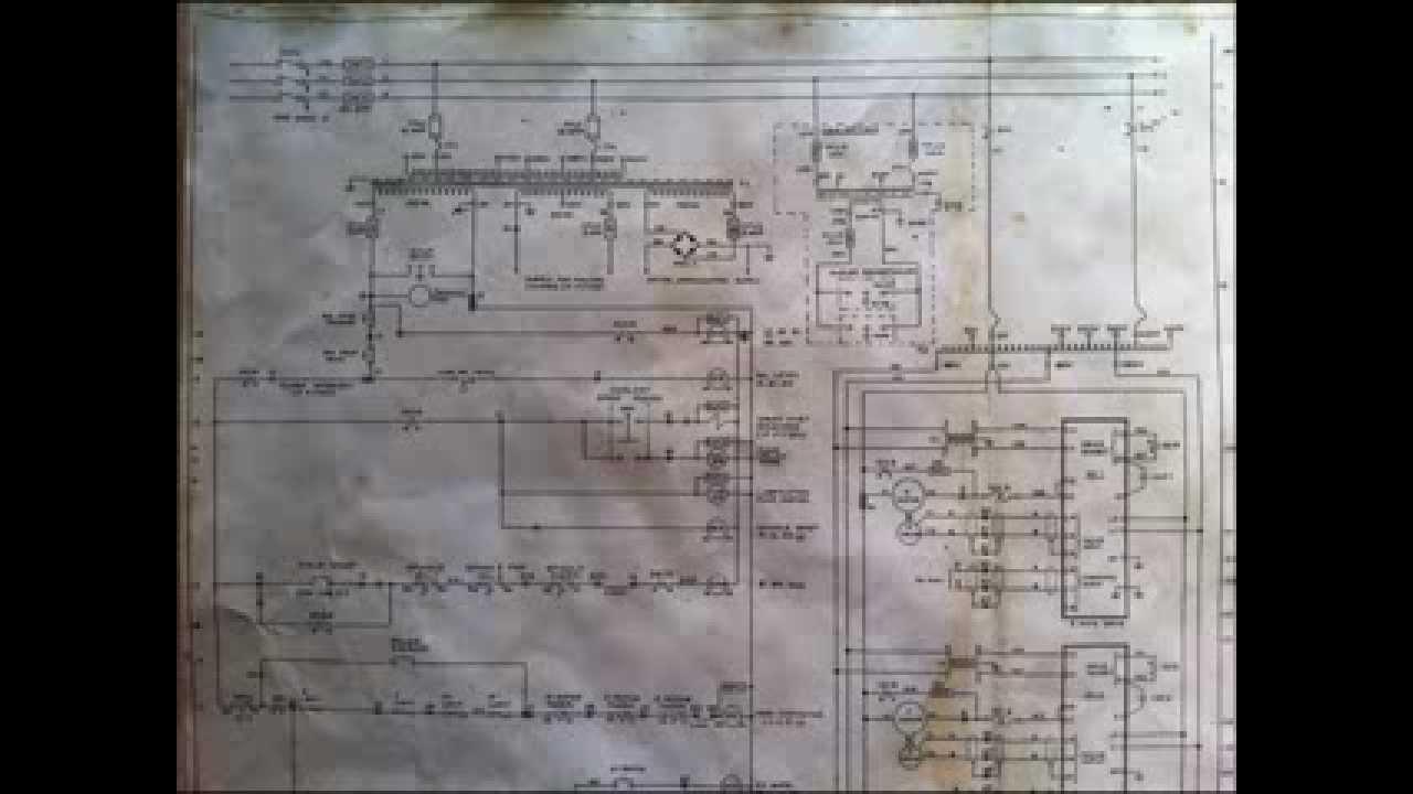 Bridgeport Interact 1 Mk2 Schemetic Wiring Diagram