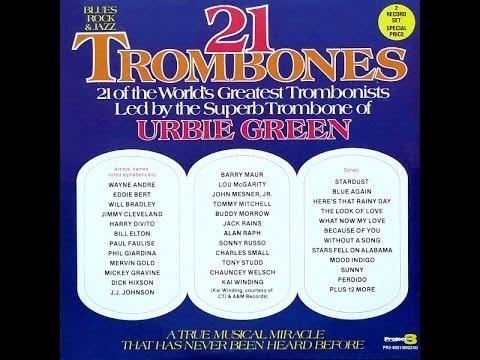 21 Trombones led by Urbie Green - Perdido