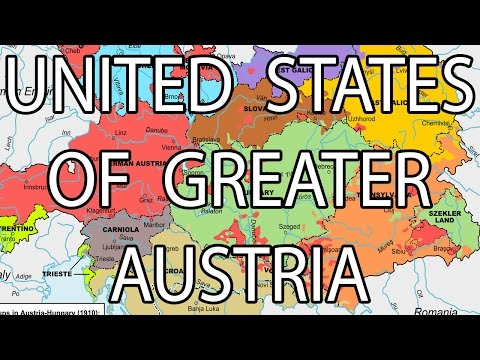 United States of Greater Austria | Stuff That I Find Interesting
