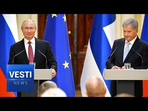 Finnish President Niinistö