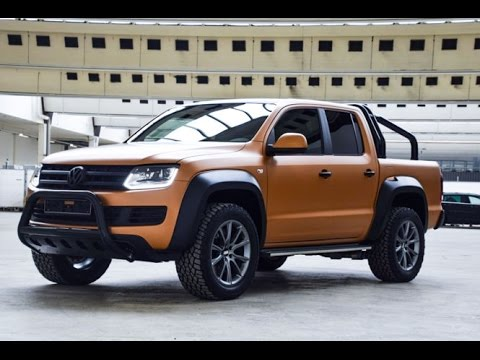 2017 volkswagen amarok v8 desert edition by mtm limited edition youtube. Black Bedroom Furniture Sets. Home Design Ideas