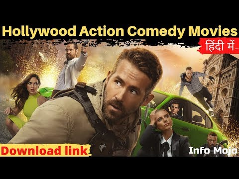 🔥 Top 5 Hollywood Action Comedy Movies In Hindi | Best Hollywood Movies In Hindi Dubbed