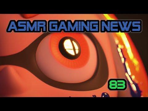 ASMR Gaming News (83) Super Smash Bros. Nintendo Switch, Direct, CoD Black Ops 4, Fortnite Update +