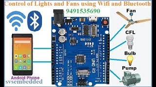 Video Control of Lights + Fan using Wi-fi and Bluetooth download MP3, 3GP, MP4, WEBM, AVI, FLV November 2018