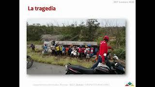Análisis técnico científico de la Explosión Tasajera, Colombia  DET Lautaro Internacional HMC