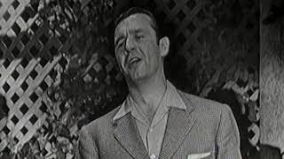 """Cesare Siepi """"'Na voce, 'na chitarra e 'o poco 'e luna"""" on The Ed Sullivan Show"""