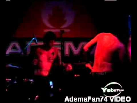Adema Live Show Full Set with Bobby Reeves Part 1/2