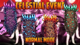 Terraria 1.3 - Celestial Event (Normal Mode)