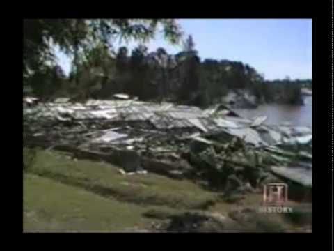 Oil Drilling into a Salt Dome: Catastrophic Failure: Evidence Lake Peigneur 1980 Disaster BP
