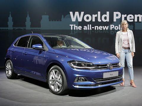 A bord de la Volkswagen Polo 2017
