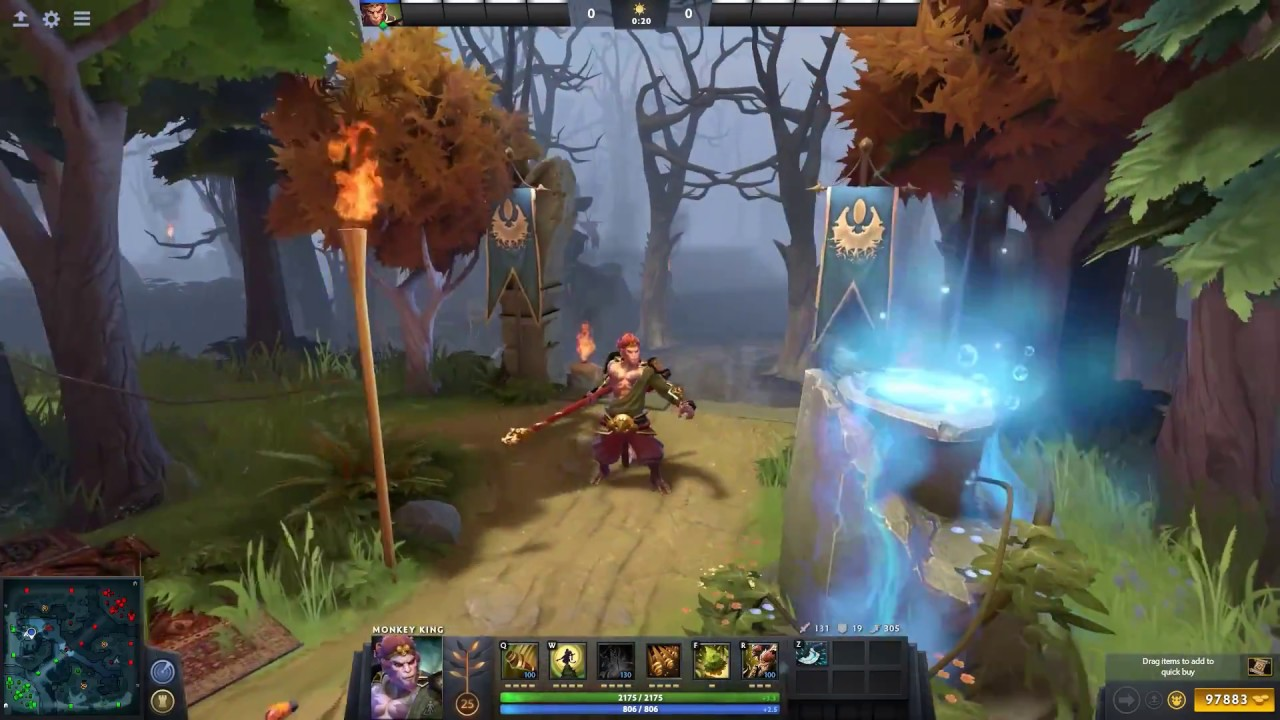 Dota 2  700 Update Map Changes  YouTube