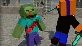 Майнкрафт 1.8 Выживание с Другом - Обзор Minecraft 1.8 (Начало)