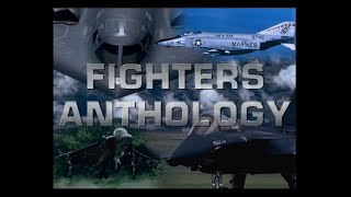 Fighters Anthology - ATF Intro and Credits