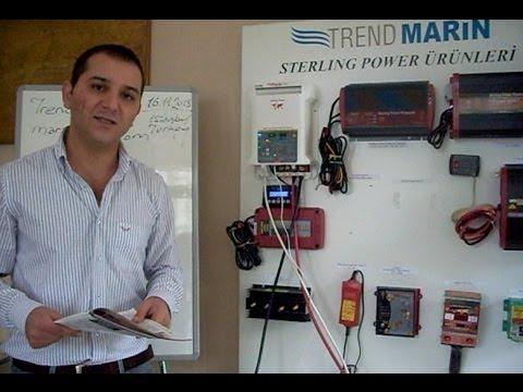 Sterling Power Pro Charge Ultra Serisi Charger Tanıtımı