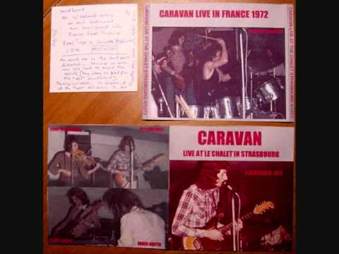 CARAVAN : LIVE 1972 : PLACE OF MY OWN .
