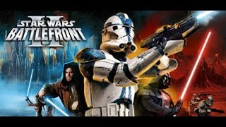 Star Wars Battlefront II - PC, 2005