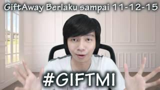 Merayakan 20000 Subscribers #GIFTMI (GIFT AWAY MIAWAUG)